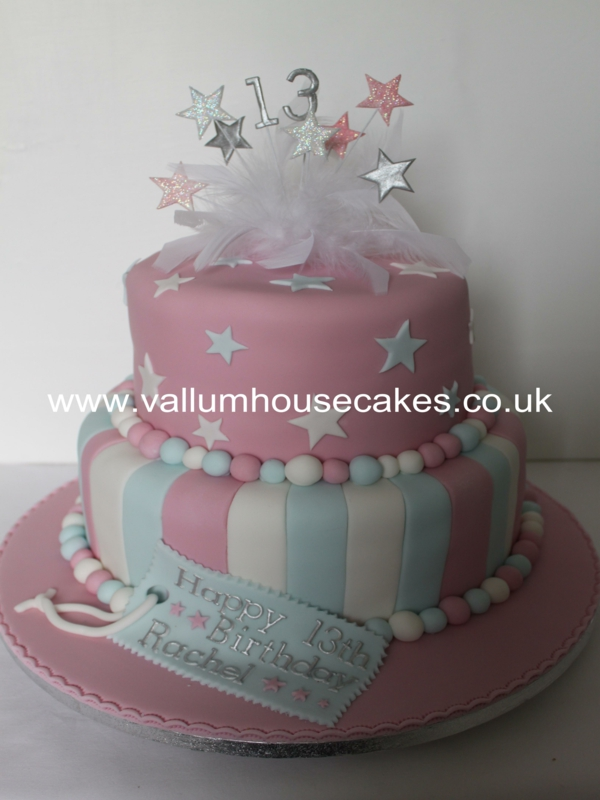 Teenage Cakes Vallum House Cakes