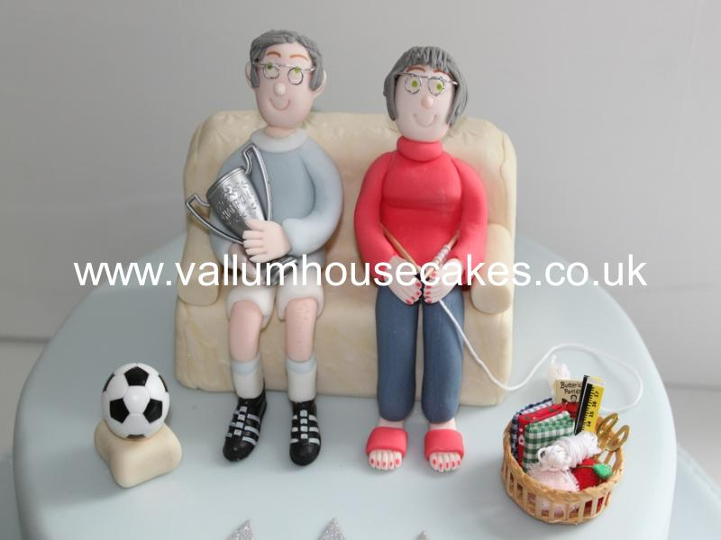 Cake Toppers Uk Next Day Delivery : Cake Toppers - Vallum House Cakes