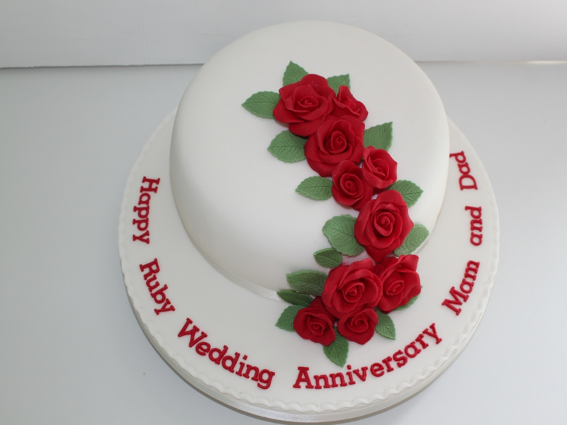 Special Anniversary Cake Images : Our special Anniversary Cakes - Vallum House Cakes
